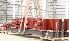 Đóng gói – chằng buộc kết cấu thép chuyên nghiệp