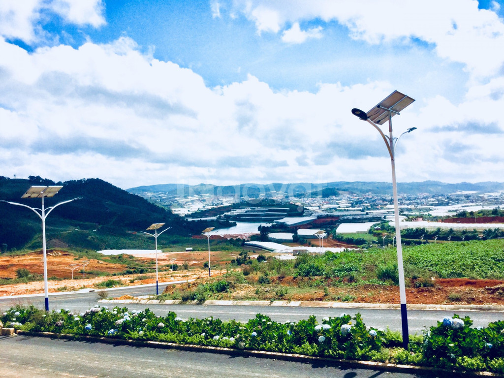 LangBiang Town bí ẩn phát triển vẻ đẹp tiềm năng !