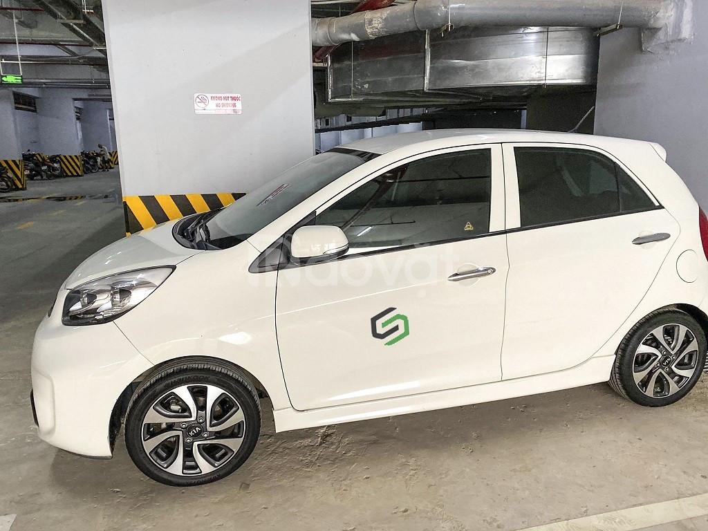 Chính chủ bán xe Kia Morning Si 1.25MT 2016