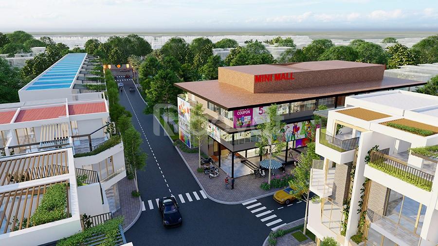Đất nền sổ đỏ riêng trung tâm TP Đồng xoài chỉ với 250tr sở hữu