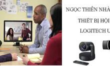 Ngọc Thiên nhà cung cấp thiết bị hội nghị truyền hình Logitech uy tín