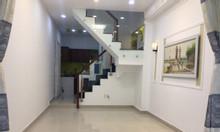 Cần bán gấp nhà mới 2 mặt hẻm 3m Hoàng Hoa Thám, P5, Bình Thạnh