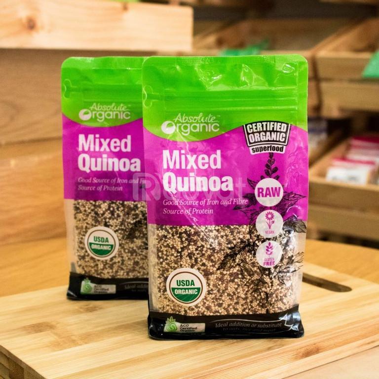 Địa chỉ bán hạt quinoa Chính hãng 100% tại Gò Vấp Tp.HCM
