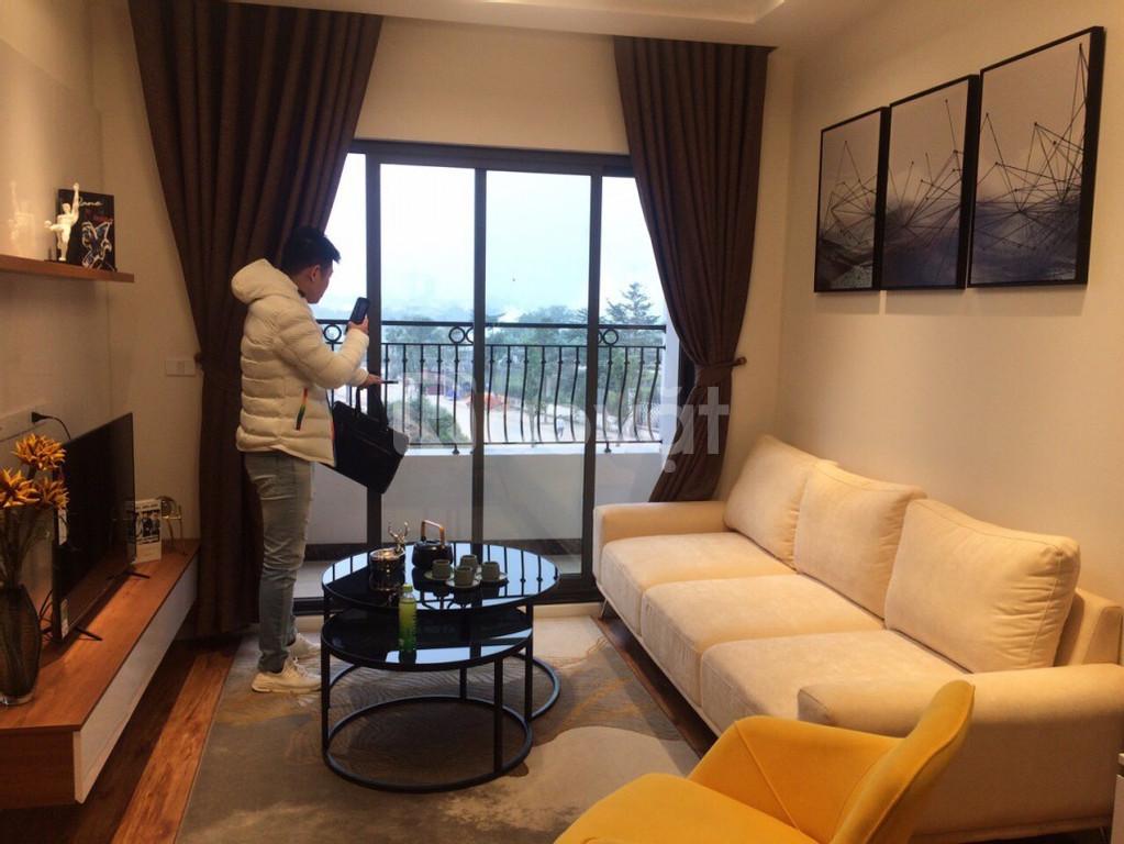 Căn hộ 3 phòng ngủ 78m2 DA Hanoi Homeland, Long Biên