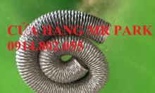 Ống gió mềm vải Fiber glass D175(mm) - ống gió Hàn Quốc