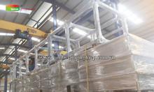 Sản xuất bồn inox vuông công nghiệp các loại