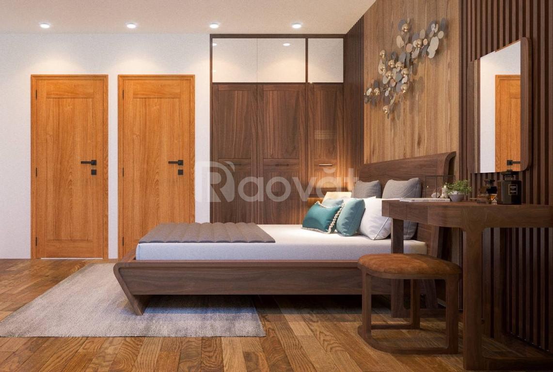 Bán căn hộ 3PN, view hồ điều hòa, chiết khấu 600tr, đóng 50% nhận nhà