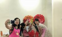 Khóa học cắm hoa cấp tốc tại Đà Nẵng