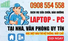 Dịch vụ sửa chữa bảo trì máy tính tại công ty, nhà