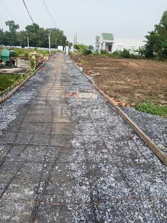 Bán đất nền ngay KCN Cầu Tràm, đầu tư sinh lời cao, sổ hồng riêng