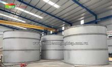Nhận gia công sản xuất các loại bồn inox công nghiệp