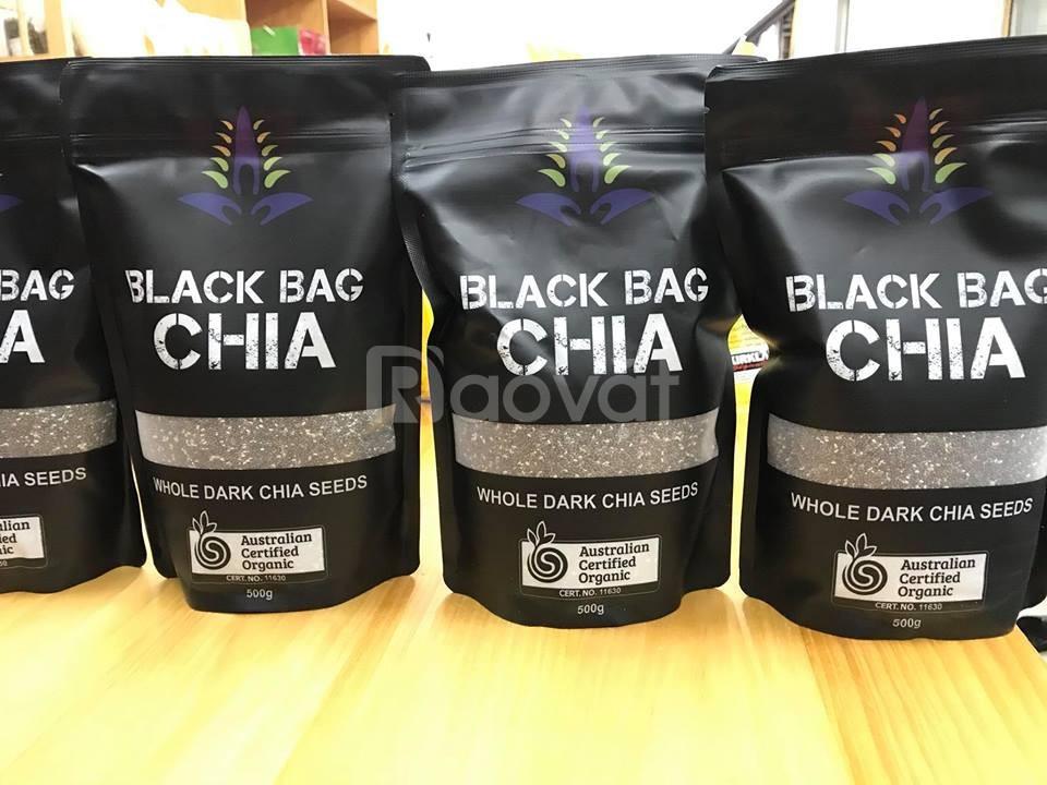 Shop bán hạt Chia Úc tai quận 7 TP HCM - Chia Seeds