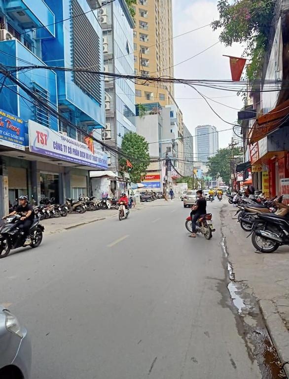 Bán nhà mặt phố Vương Thừa Vũ cạnh Toyota Thanh Xuân 55m2 giá 10.8 tỷ
