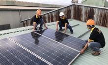 Điện năng lượng mặt trời doanh nghiệp