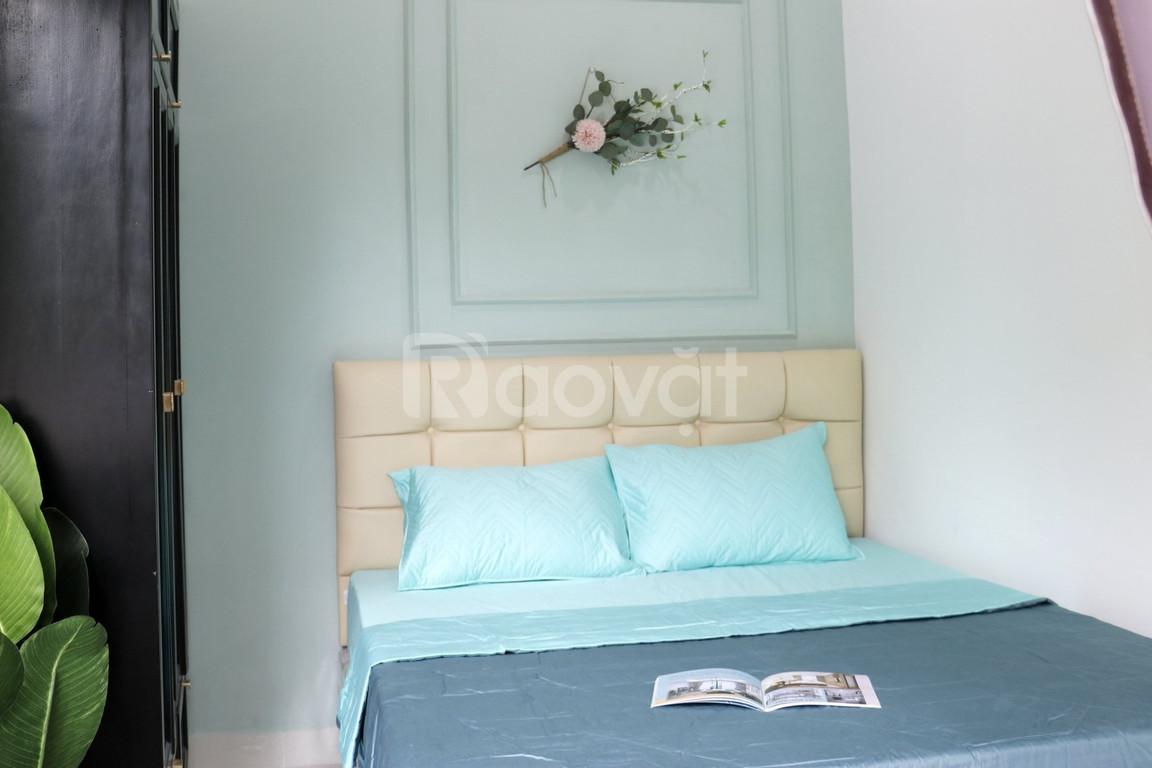 Cho thuê căn hộ TT Đà Nẵng gần ĐH Sư Phạm full nội thất