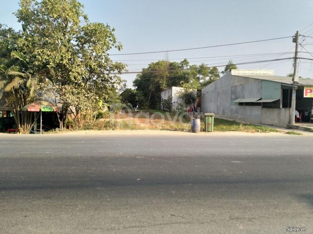 Đất mặt tiền Lê Minh Nhựt, 100m ra đến tỉnh lộ 8, Tân An Hội
