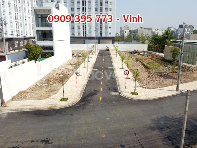Đất Vườn Lài 60m2 đường 12m kế chung cư An Phú Đông