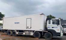 Bán Hyundai hd 320 thùng đông lạnh