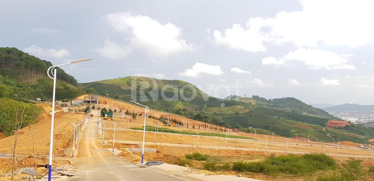 Dự án khu đô thị Vạn Xuân LangBiang Đà Lạt nằm trong khu quần thể khu