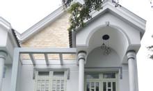 Bán nhà trong khu đô thị 5 sao 1 trệt 1 lầu 2PN,1PK, phòng thờ