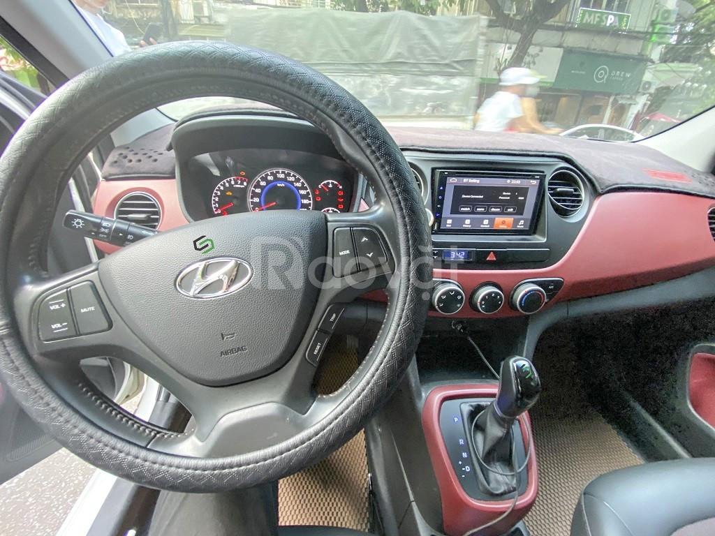 Chính chủ bán xe Hyundai Grand I10 1.2AT 2017