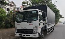 Isuzu FRR90NE4 6t5 thùng dài 6m7
