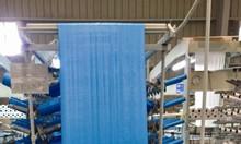 Sản xuất cuộn PP dệt màu xanh, vàng, hồng