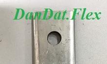 Ống nối mềm có lưới bện inox 304+ống mềm kim loại dẫn hoá chất.
