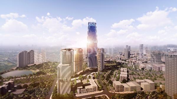 Tòa tháp 73 - The Matrix One - Lê Quang Đạo
