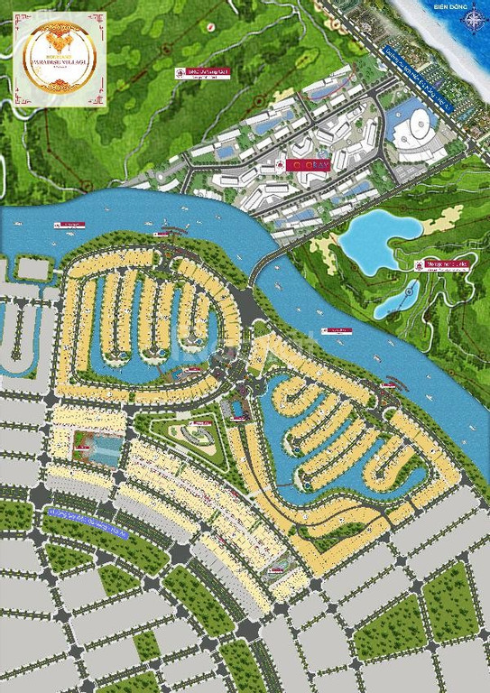HomeLand Paradise – shophoues 3 tầng – giá chỉ 3,1 tỷ