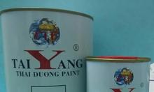 Phân phối sơn kim loại taiyang 2k màu đen bóng tại Bình Phước