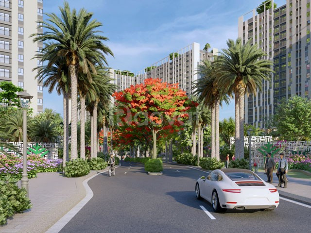 Picity High Park quận 12 – Căn hộ xanh chuẩn Singapore.