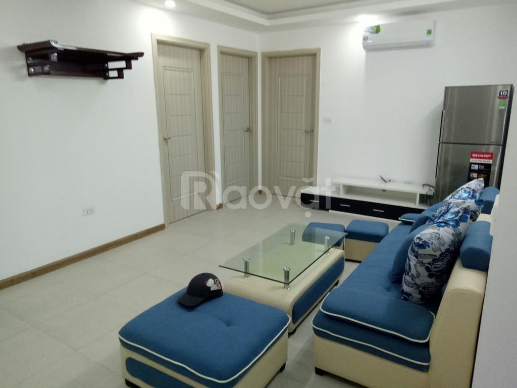 Cho thuê chung cư Ruby City3 Phúc Lợi, 70m2 full đồ 8tr/tháng