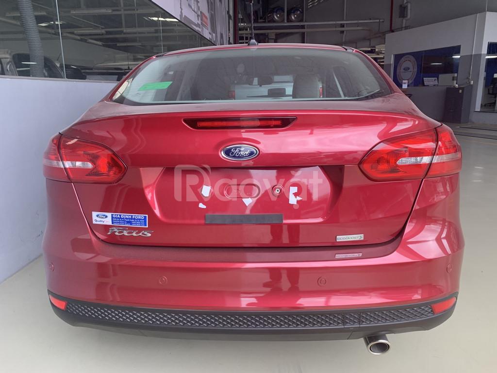 Ford Focus Trend 4D 2019 - Duy nhất 1 xe màu đỏ