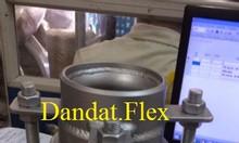 Chế tạo khớp nối mềm inox chống rung DN250, khớp giãn nở inox