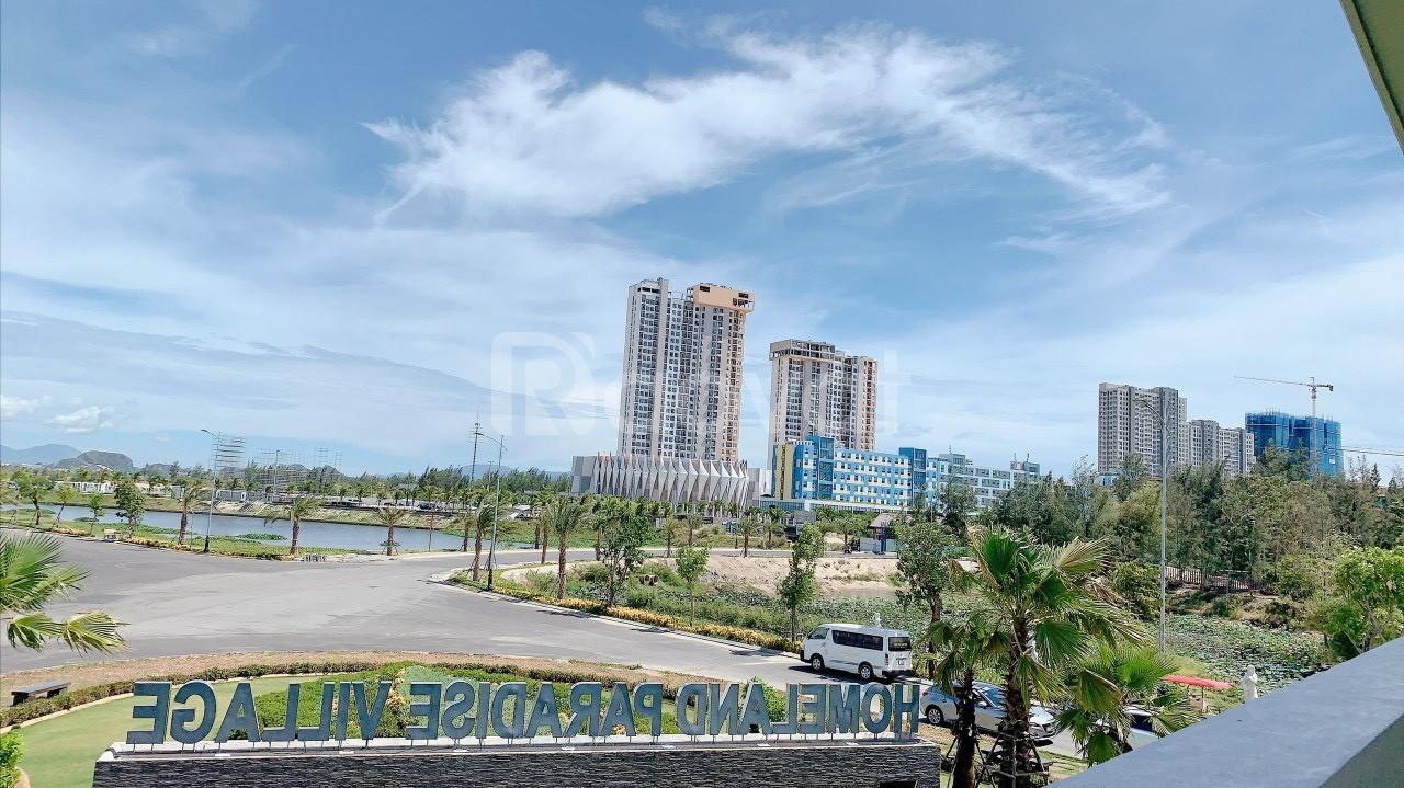 Bán lỗ vốn 300 triệu lô 3 mặt tiền dự án Homeland Paradise