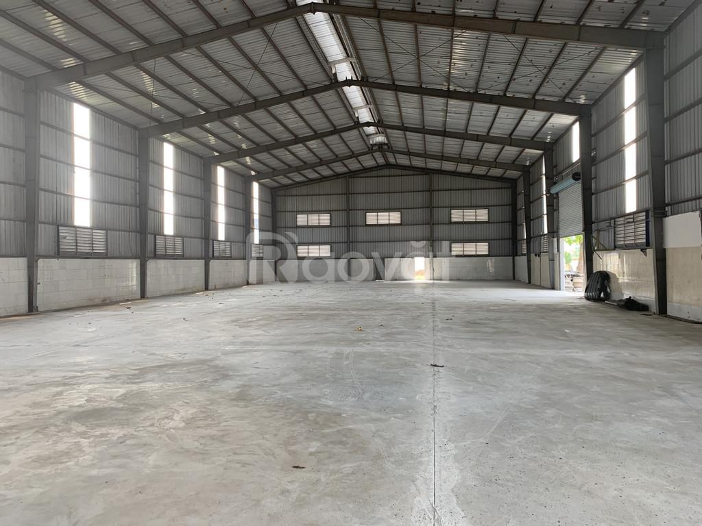 Cho thuê xưởng 1000m tại Phổ Yên (ảnh 1)