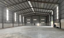 Cho thuê xưởng 1000m tại Phổ Yên