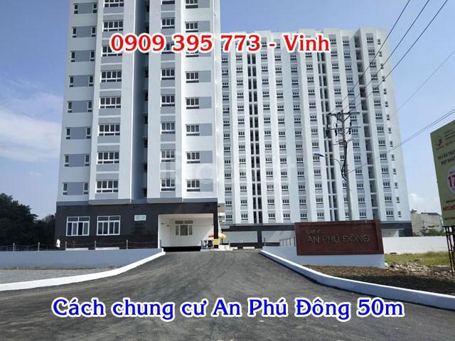 Đất Vườn Lài 54m2 giá 3,2tỷ - 56m2 giá 3,4 tỷ cầu An Phú Đông