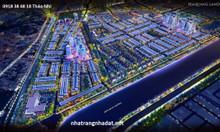 Nhà đẹp đường A5 tái định cư VCN Phước Hải Nha Trang, diện tích 100m2.