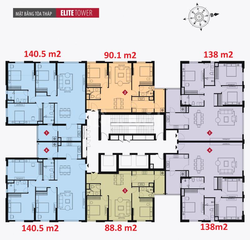 Bán căn hộ chung cư Hà Nội Paragon Hà Nội trực tiếp chủ đầu tư