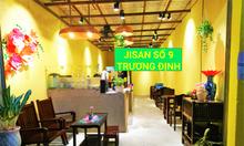 JISAN - Bếp trà truyền thống (số 9 Trương Định, Tân An)
