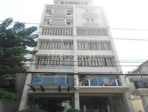 Bán nhà mặt tiền tại đường Tôn Thất Tùng góc Nguyễn Trãi Quận 1 8.2x20