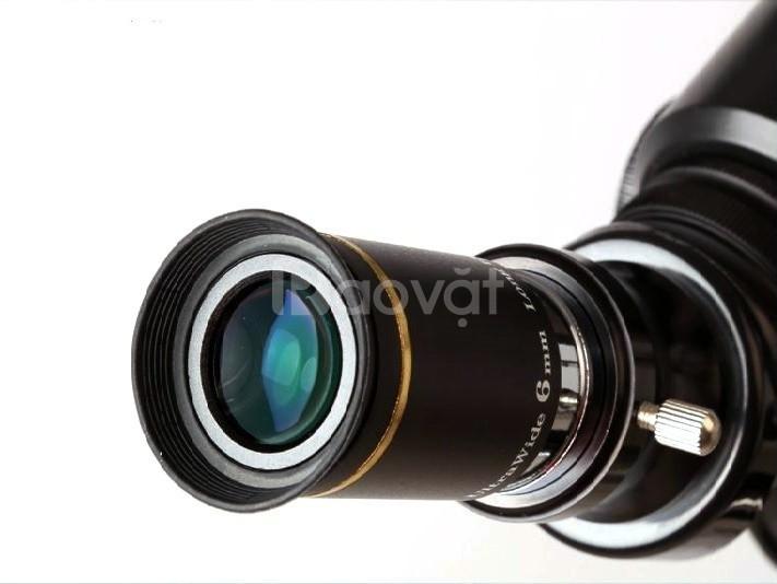 Thị kính trường rộng Celestron UW (UltraWide) 6mm 66 độ chuẩn 1.2
