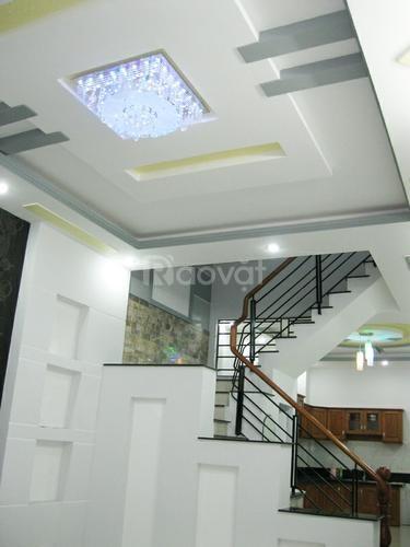 Bán nhà đường Đinh Đức Thiện, Bình Chánh, DT 5.5m x 16m, sổ hồng riêng