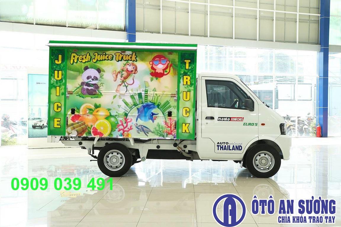 Xe tải Siam Truck 990 kg , trả trước 30 triệu, nhận xe ngay