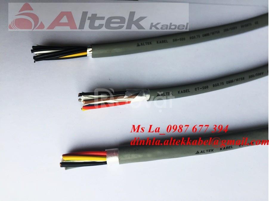 Cáp điều khiển Altek Kabek 6 lõi- Cáp tín hiệu điều khiển 6 lõi