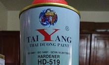 Chuyên cung cấp sơn taiyang 2 thành phần màu xanh rêu
