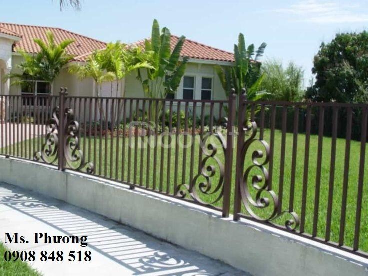 Hàng rào và những lưu ý khi chọn hàng rào đẹp