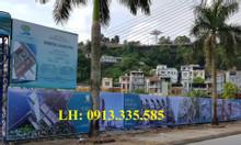 Xuất Đối Ngoại shophouse mặt Vịnh Hạ Long - dự án Green Diamond Hạ Lon